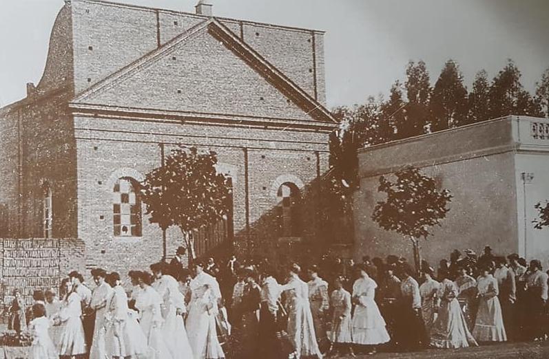 Los 130 largos años, de la antigua y tradicional festividad patronal, de la Virgen Nuestra Señora del Carmen (1889 – 2019).